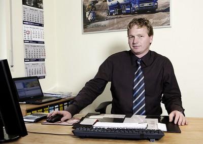 Unser Geschäftsführer Herr Gerdemann